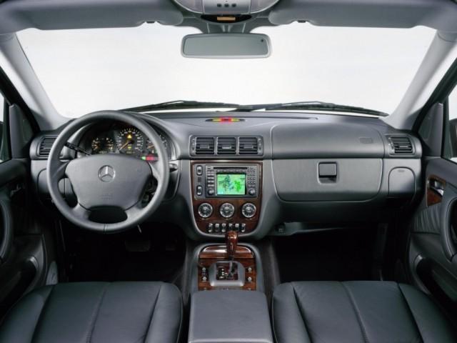 Mercedes Benz M класс (1997-2005) W163