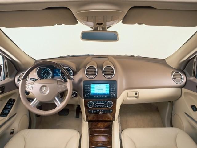 Mercedes Benz M класс (2005–2011) W164