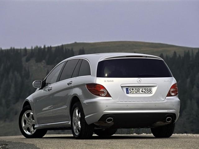 Mercedes Benz R класс (2005–н.в.) W251