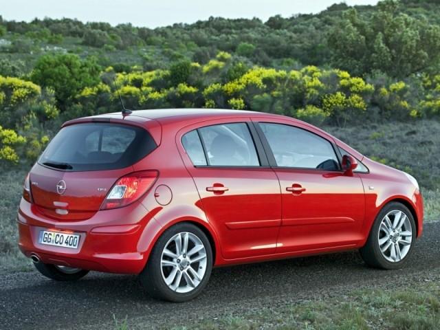 Opel Corsa (2006>) D