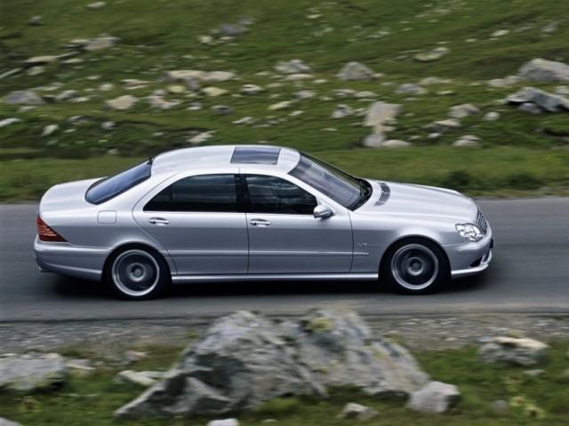 Mercedes Benz S класс (1998-2005) 220