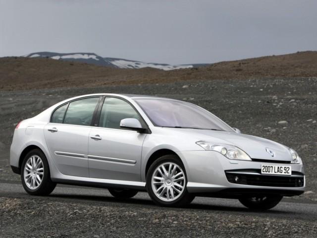 Renault Laguna III (2007>)