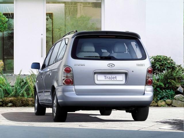 Hyundai Trajet (2004>) rest.