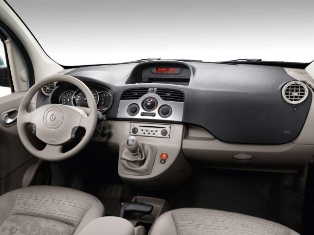 Renault Kangoo II (2008>)
