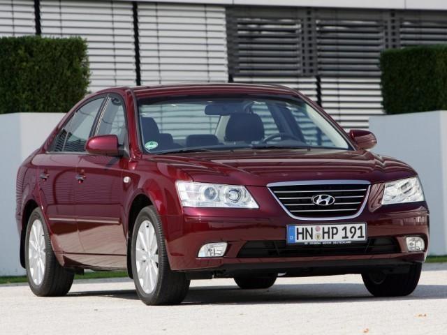 Hyundai Sonata V (2008>) NF