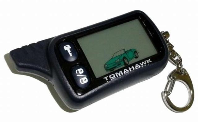 Автосигнализация Tomahawk TZ-9010 (а/з)