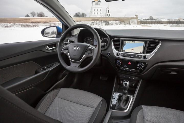 Hyundai Solaris II (2017>)