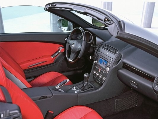 Mercedes Benz SLK класс (2004-2011) R171