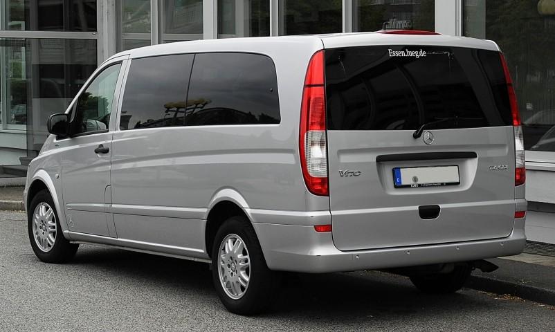 Mercedes Benz Vito (2003-н.в.) W639