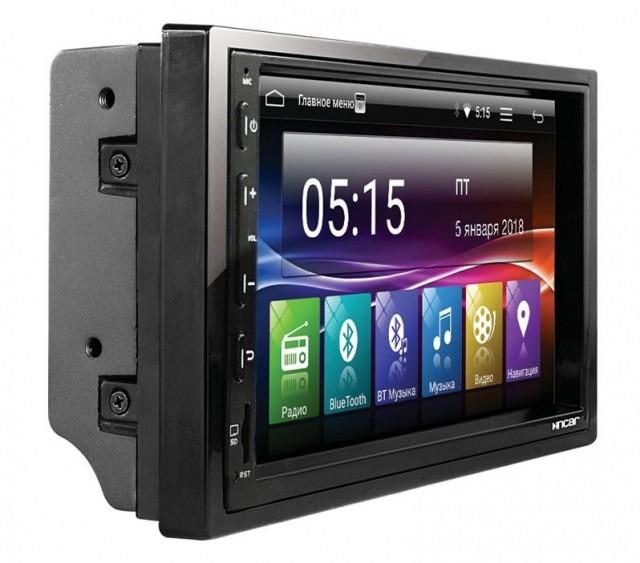 Головное устройство универсальное 2Din - Incar AHR-7480 (Android)