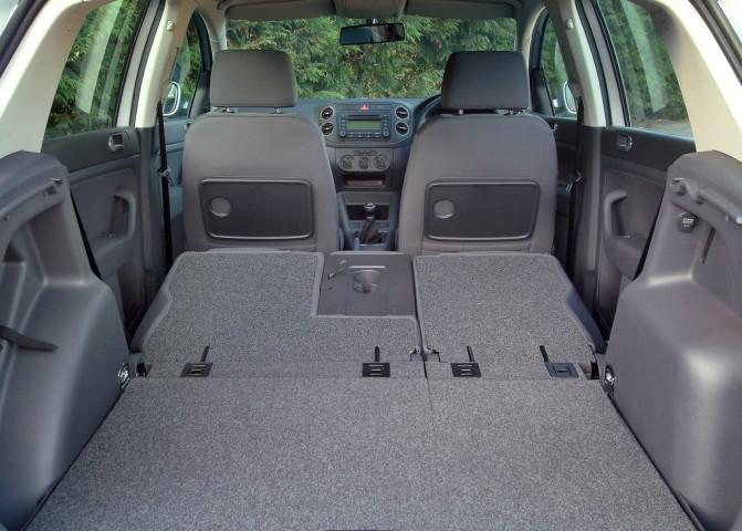 Volkswagen Golf Plus (2009>) Mk5 rest.