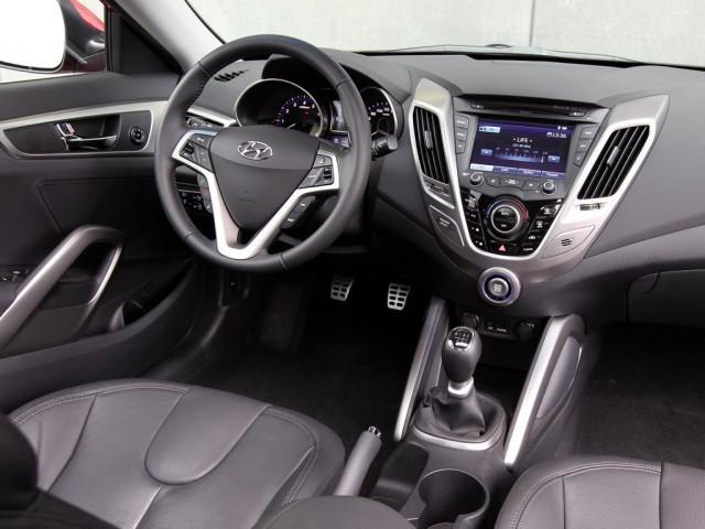 Hyundai Veloster (2012-н.в.)