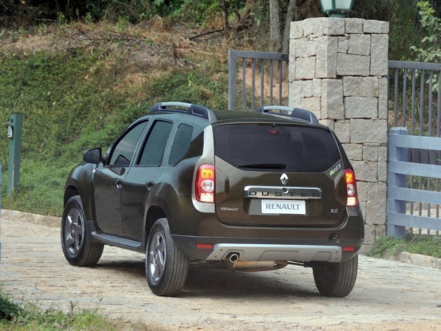 Renault Duster I (2010>)