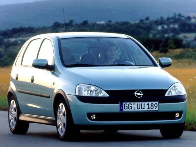 Opel Corsa (2000>) C