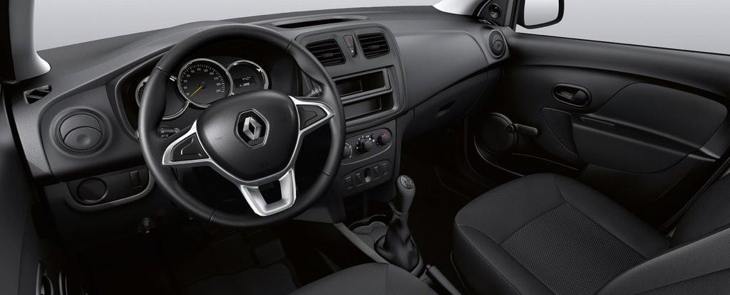 Renault Logan II (2018>) rest.