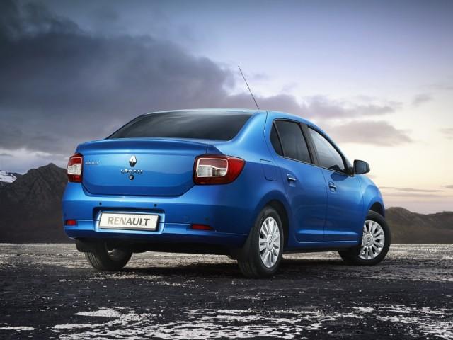 Renault Logan II (2014>)