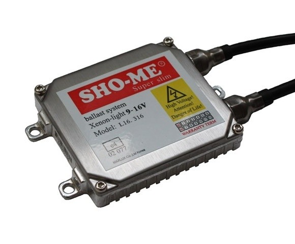 Блок розжига Sho-me Super Slim 9-16 V AC