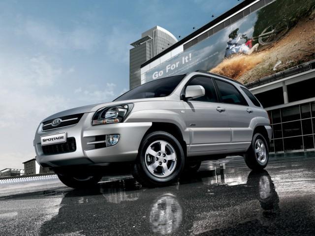 Kia Sportage II (2006>) KM
