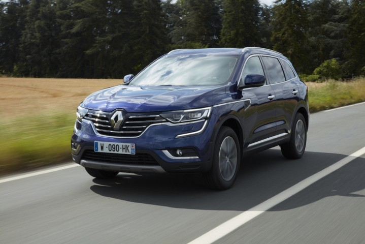 Renault Koleos II (2016>)