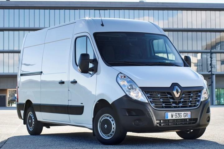 Renault Master (2014>)