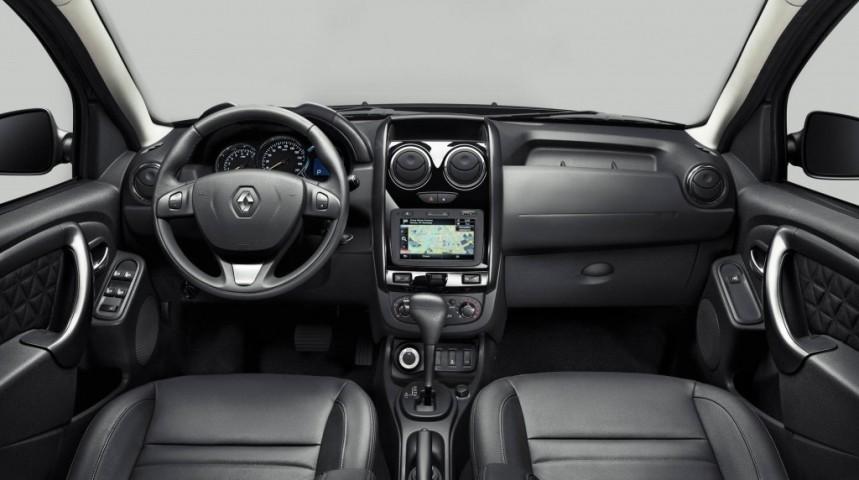 Renault Duster I rest. (2015>)