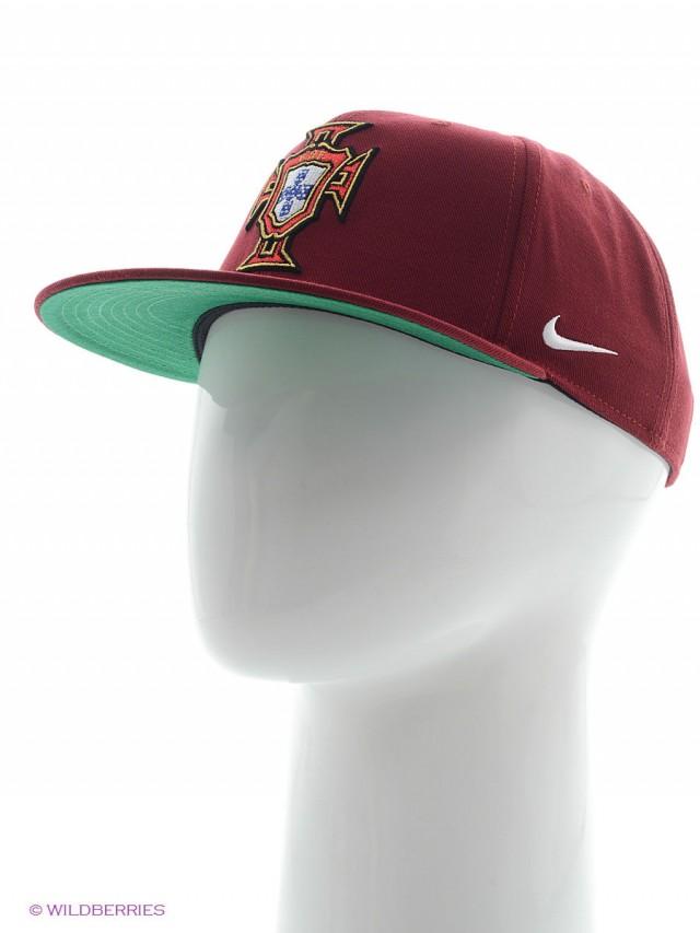!! РАСПРОДАЖА !! Бейсболка СБ Португалия 2015-16 Nike красная, арт.15675