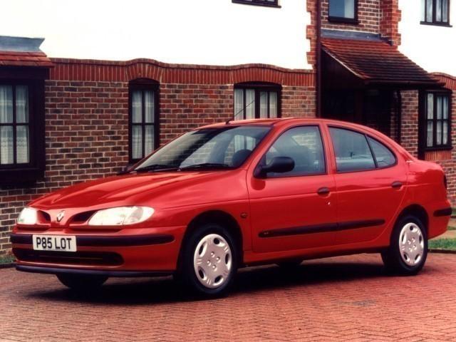 Renault Megane I (1995>)