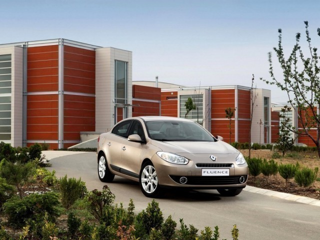Renault Fluence (2009>)
