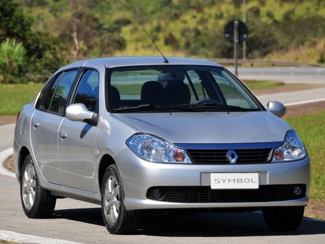 Renault Symbol II (2008>)