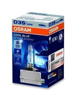 Ксеноновая лампа Osram D3S Xenarc Cool Blue Intense 6000K
