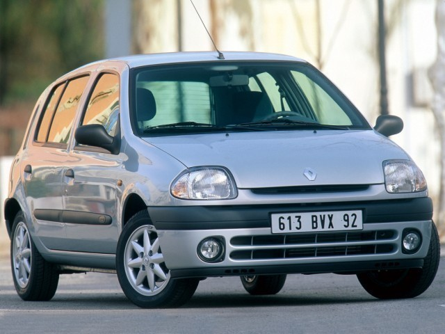 Renault Clio II (1998>)