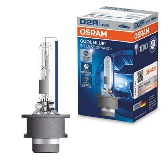 Ксеноновая лампа Osram D2R Xenarc Cool Blue Intense 6000K