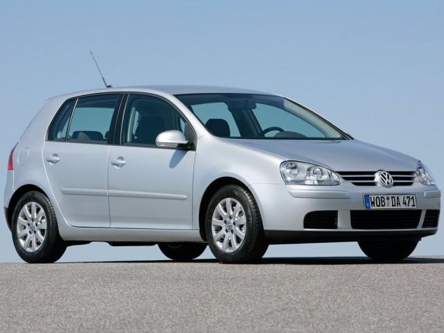 Volkswagen Golf (2003>) Mk5