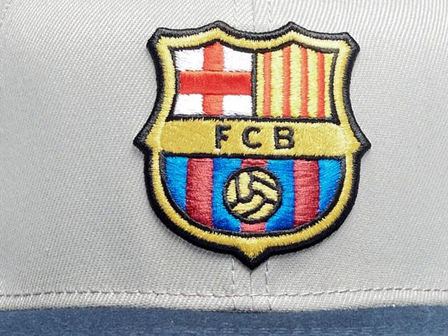 Бейсболка FC Barcelona, р.55-58, 107715