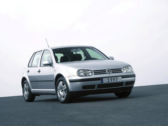 Volkswagen Golf (1997>) Mk4