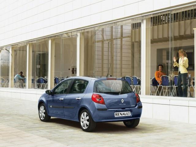 Renault Clio III (2005>)