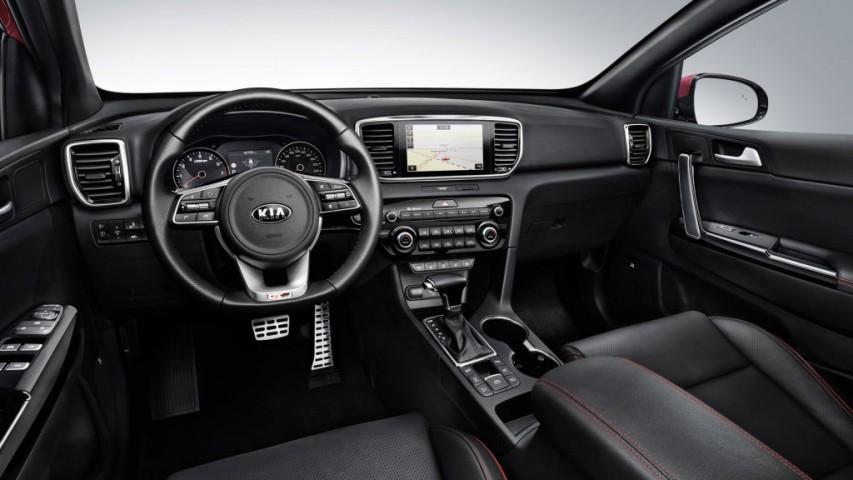 Kia Sportage IV (2018>) QL rest.