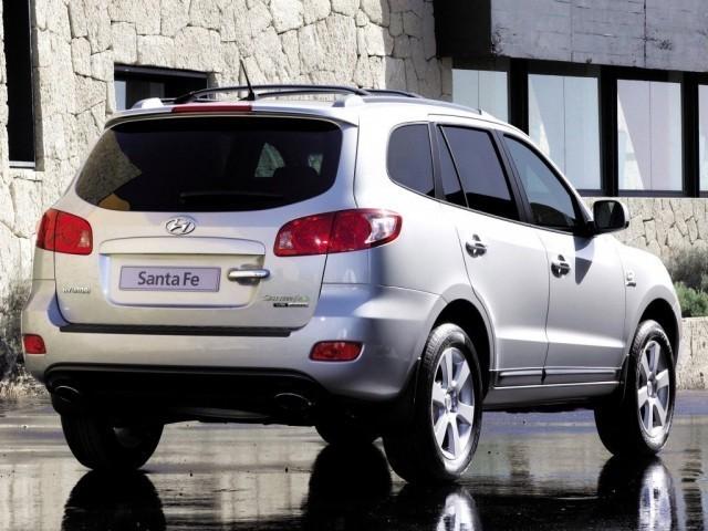 Hyundai Santa Fe II (2006>) CM