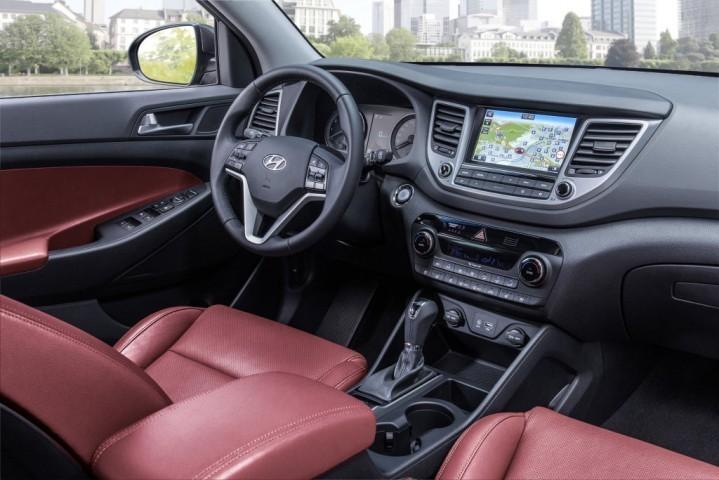 Hyundai Tucson III (2015>) TL