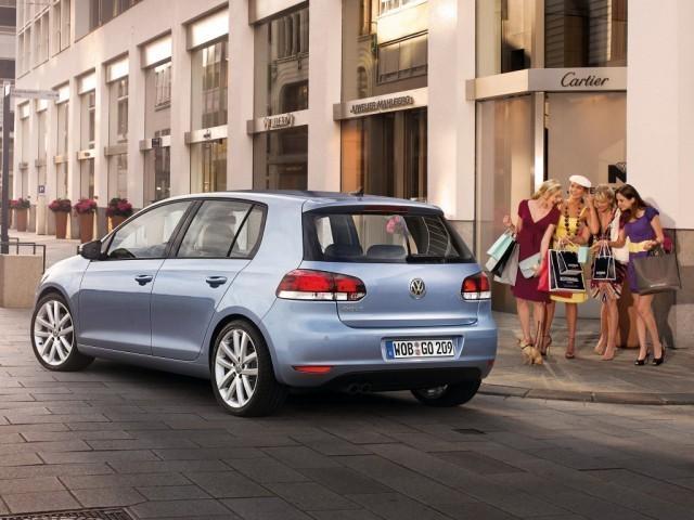Volkswagen Golf (2009>) Mk6