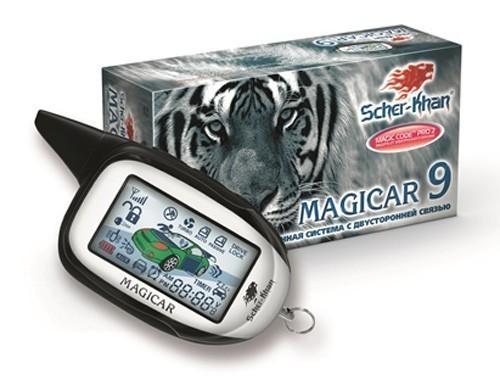 !! СКИДКА !! Автосигнализация Scher-Khan Magicar 9 CAN (а/з)