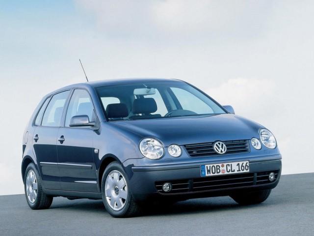Volkswagen Polo (2001>) хэтчбек Mk4