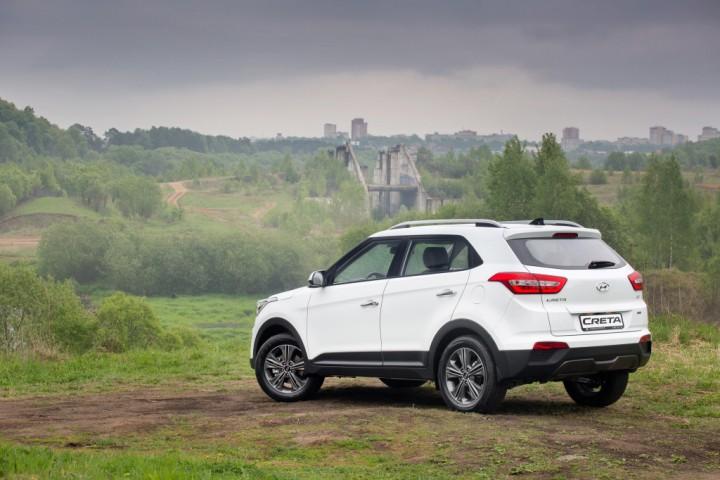 Hyundai Creta (2016>) GS