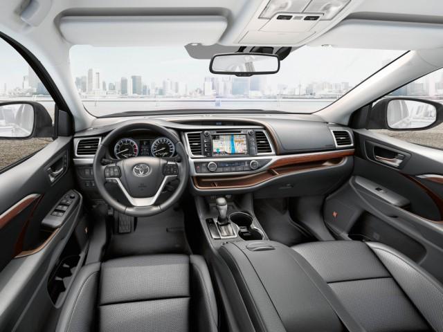 Toyota Highlander III (2013>) XU50