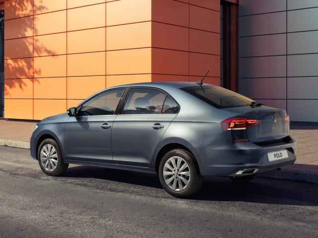 Volkswagen Polo (2020>) лифтбек Mk6