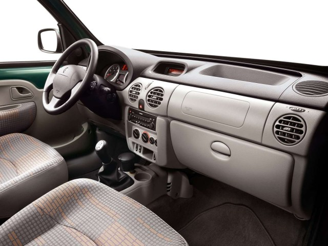 Renault Kangoo I rest. (2003>)