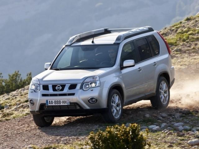 Nissan X-Trail (2010>) T31 rest.