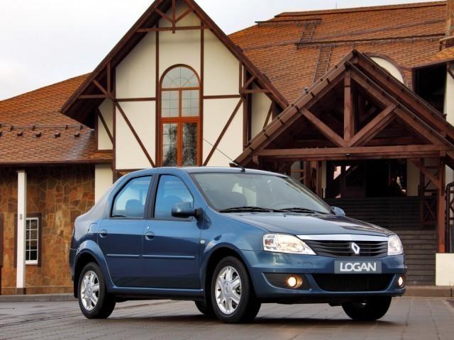 Renault Logan I rest. (2009>)
