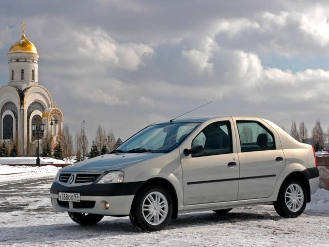 Renault Logan I (2004>)