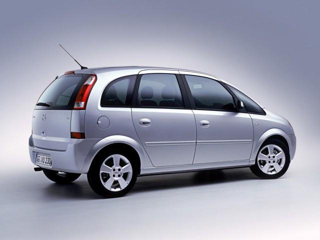 Opel Meriva (2003>) A